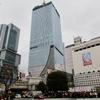 渋谷駅再開発#50【2019 1/12】