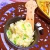 穂先筍と新じゃがのあっさり、もったりポテトサラダ