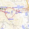 兵庫県高砂市の高御位山(299.7m)峠道~山頂~成井登山口