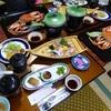 湯田中温泉の夕ご飯~☆