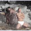 凍てつく寒さのなかで己の心と向き合う若者達 木古内町の寒中みそぎ祭り