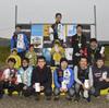 2018-19関西シクロクロスシリーズランキング表彰
