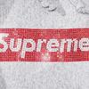 【4月27日(土) 】Supreme week9 25周年記念 ボックスロゴ × スワロフスキー