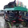 ミャンマーのモウラミャイン、1日目の出費