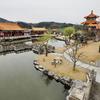 燕趙園の天湖(鳥取県湯梨浜)