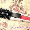 パナソニックのヘアアイロン「ブラシアイロン」が簡単で使いやすい!口コミ