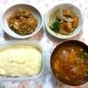 おうちごはんシリーズ♬(キムチ納豆、野菜炒め、脂肪燃焼スープ、おから蒸しパン)