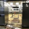 岡山市 某小学校 コンベア式食器洗浄機 更新工事