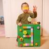 なるくん3歳になりました~!3歳男の子のプレゼントに選んだものは大人も楽しめる有名な積み木!?