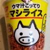 強烈な新商品!!!「立川マシマシ全力監修『ウマ汁こってりマシライス』」へのチャレンジは無謀なのか!?