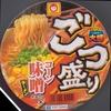 マルちゃん ごつ盛り コーン味噌ラーメン 89+税円
