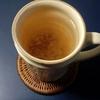 焼き梅干しの梅湯~冷え・インフルエンザ対策に