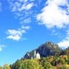 フュッセンに宿泊し、ノイシュバンシュタイン城へ行く。自分のペースでゆっくりと景色を楽しむ自由プラン