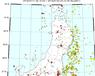 伊豆大島近海で群発地震発生中。相模トラフ地震の前兆か