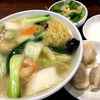 ★DALIAN(ダリアン)麻布十番店:ランチは海老塩湯麺であったまろう♪★