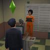 シムズ4プレイ記:019.容疑者の検査とかスクショリベンジ
