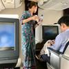 マレーシア航空 MH89 成田NRT→クアラルンプールKUL ビジネスクラス