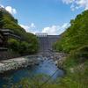 【ダム】下流に温泉街がある岡山の観光名所、湯原ダム(2019/05/02)その2