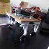 リンク機構式4足歩行ロボットの作り方【サーボモータ】