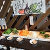 野菜不足を感じたので野菜ビュッフェに行ってみました。千葉県柏市 さんち家(サンチヤ)