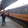 父との旅 5日目 ニュージーランド🇳🇿旅 タイエリ渓谷鉄道🚃