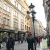 ヨーロッパひとり旅日記 5.  プラハ1日目:旧市街地付近