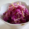 【食用菊かきのもとの茹で方】綺麗な色に茹でるコツ