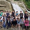 スクールトリップ:Tangadan Falls(タンガダンの滝)
