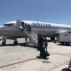 ロスカボス→ロサンゼルス(ユナイテッド航空ビジネスクラス)搭乗/今までで一番よかった☆