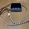 M5Stack NeoPixel互換 LEDテープでLチカ