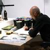 7月12日内覧会 7月13日・展覧会「画業30周年記念 小畑健展 NEVER COMPLETE」