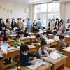 4月17日  授業参観・PTA総会