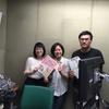 NHK松江放送局のラジオ「まるっとしまね」無事に終わりました!