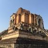 チェンマイ旧市街地にある格式高い寺院 ワットチェディルアン そしてワットパンタオへ