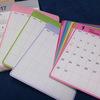 「カスタムダイアリーステッカーズ」と好きな手帳を使ってスケジュール帳を作る