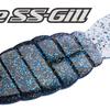 【O.S.P】驚異的なスライド性能と水を押しながらの大きなスパイラルフォールが特徴のブルーギル系ワーム「ドライブSSギル3.6インチ」発売開始!