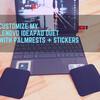 Lenovo IdeaPad Duet Chromebook、パームレスト保護+αでより快適に。