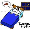返事に困ったときは寝ればいいじゃない、イタリア語だもの⭐️