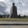 【南米バックパッカーDAY5】コロンビアの親子とエクアドルの『赤道記念碑』へ