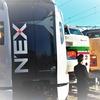 E259系のロゴがカッコいい^^…2018年・富士急行線