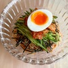 【アレンジ素麺レシピ】簡単韓国風ピビンそうめん