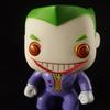 「POP!HEROES ・DC UNIVERSE『JOKER』VINYL FIGURE」キュートな凶器のジョーカーフィギュア!!