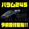 【MADNESS JAPAN】他連結マグナムベイト「バラム245」次回出荷分通販予約受付開始!