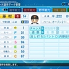 2011年 藤村大介 パワプロ2020-21