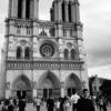 Paris スナップ - 2(ノートルダム大聖堂)
