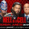 【WWE】Hell in a Cell 2021でローマン・レインズとレイ・ミステリオが対戦