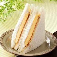 ローソンさん、ありがとう♡1度は挟んでみたかった「夢のサンドイッチ」がローソンから誕生!お味はいかが??