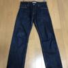 【UNIQLO】セルビッジジーンズを育てるの巻