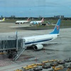 FLT10.中国南方航空 CZ8374便 セブ→広州