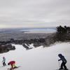 スキー場は受難の年でした。。。猪苗代スキー場。